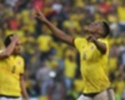 Colombia v Bolivia Betting: Pekerman's men ready to get back on track