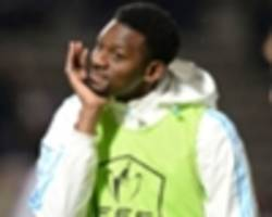 diaby returns to training after seven months out