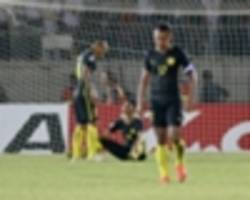 Philippines 0 Malaysia 0: Tigers and Azkals draw in fifth consecutive encounter