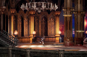 castlevania-like 'bloodstained' canceled on wii u, now coming to switch