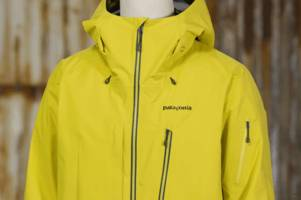 patagonia turned to recycled nylon to give popular powslayer jacket a real purpose