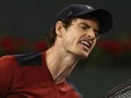 Andy Murray at breaking point as injury and sickness hit
