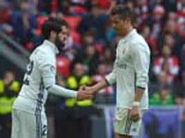 cristiano ronaldo's tantrums at real madrid are 'normal'