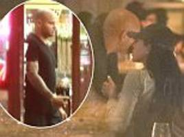 stephen belafonte spotted getting close to mel b lookalike