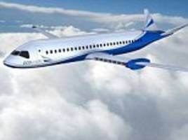 US firm wants to run all-electric flights in 10 years