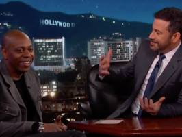 why dave chappelle says he made 2 new netflix specials: 'money'