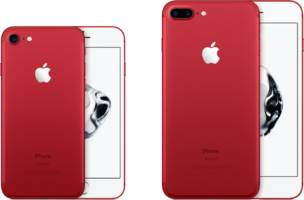 you'll have to pay at least $100 more for the red iphone 7 (aapl)