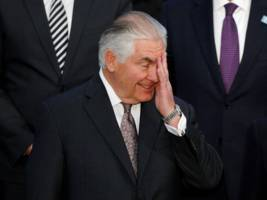 exxon admits it lost up to a year's worth of rex tillerson's 'wayne tracker' emails