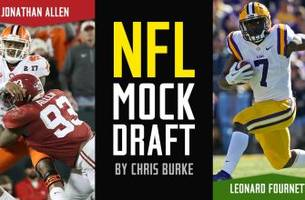 2017 NFL Mock Draft 8.0: Five trade proposals that could reshape Round 1