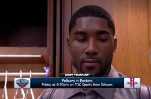 e'twaun moore on getting comfortable in win over memphis