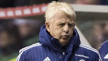 Scotland 1-1 Canada: Poor start affected Scots - Strachan