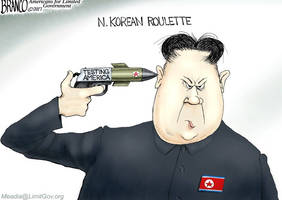 'north korean' roulette