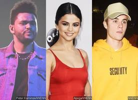 the weeknd will stand up for himself if selena gomez's ex justin bieber is throwing shade at him
