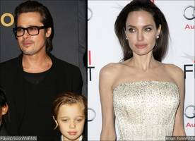 No More Bad Blood? Brad Pitt and Angelina Jolie to Throw Joint Birthday Bash for Daughter Shiloh