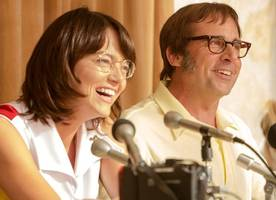 Emma Stone and Steve Carell's 'Battle of the Sexes' Gets Release Date