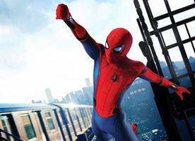 Spider-Man Swings Through New York City in New 'Spider-Man: Homecoming' Promo Image