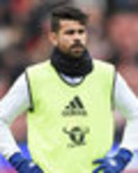 Chelsea star Diego Costa admits China transfer could happen
