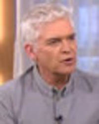 This Morning's Phillip Schofield in awkward live spat with Janet Street-Porter