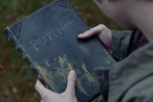 Watch the first trailer for Netflix's live-action Death Note movie