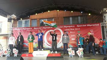 austria: india bags 18 medals in olympics world winter games