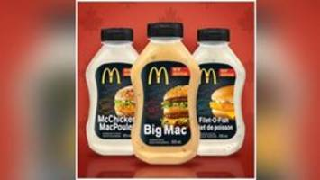 big mac sauce coming to grocery stores across canada