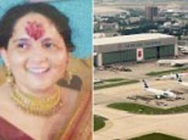 body of indian woman who died in denmark held at istanbul