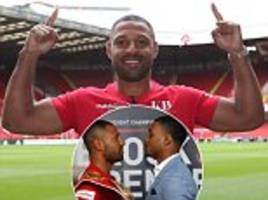 kell brook fights errol spence at bramall lane on may 27