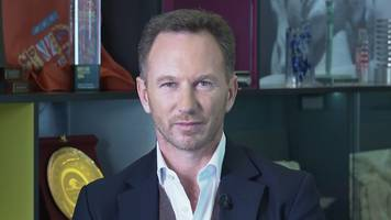 f1: red bull's christian horner on tyres, overtaking and shoeys