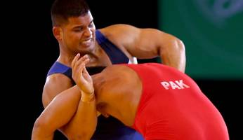 chinu sandhu: four-year drugs ban for commonwealth games medallist