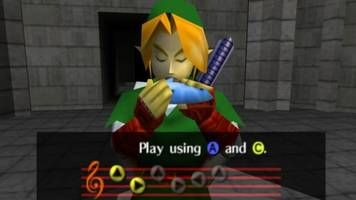 Zelda Plus Raspberry Pi Equals Ocarina-powered Home Automation