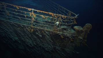 you could tour the titanic next year