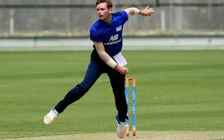 leg-spinner crane could be england's shane warne