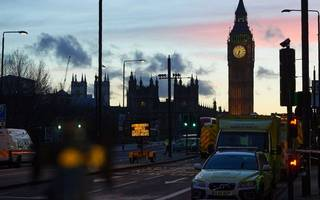 Minister battled to save life of wounded Westminster police officer