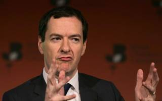 osborne defends evening standard role to his constituents