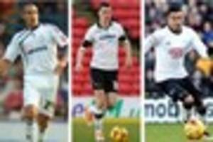 former derby county trio could play for england against world...