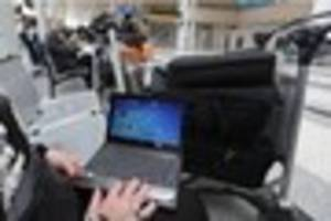 laptops will be banned from flights into uk, number 10 confirms