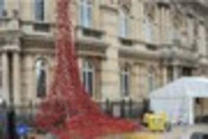 Weeping Window in Queen Victoria Square already looks stunning -...