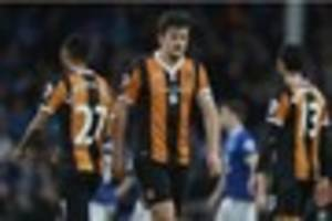 hull city's harry maguire named in team of 2017 so far with...