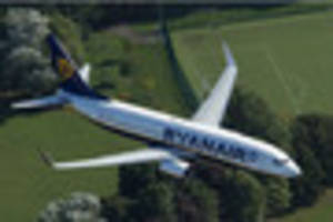 New Ryanair flights from East Midlands Airport revealed