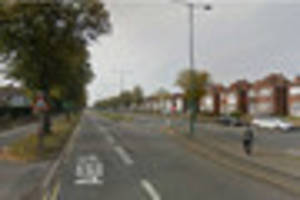 Western Boulevard closed after two-car crash