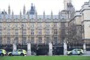 Man shot inside gates of Houses of Parliament - live updates