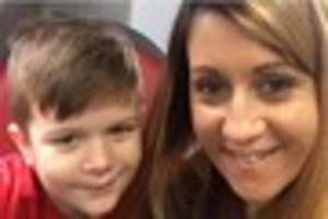 Mum starts campaign against NHS letters which label children...