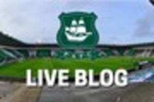 Plymouth Argyle LIVE: Pilgrims' chances of missing out on...