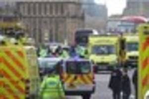 Stoke-on-Trent  MPs locked down after Westminster terrorist...