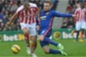 robbie earle: luke shaw could be out of reach for stoke city