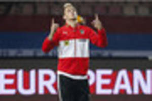 Stoke City: Focused Arnie ready to annoy Austria's World Cup...