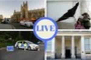 BATH LIVE: Rush hour travel news, weather, sport and more from...