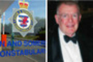 Officers threaten to sue police after Dr Reginald Bunting...