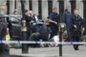 Westminster attacks being treated as terrorist incident by police