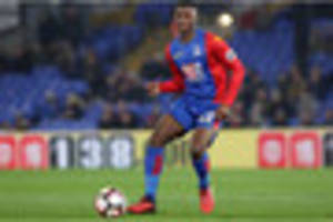 crystal palace starlet positive about his future after successful...